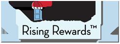 redawning rising rewards™