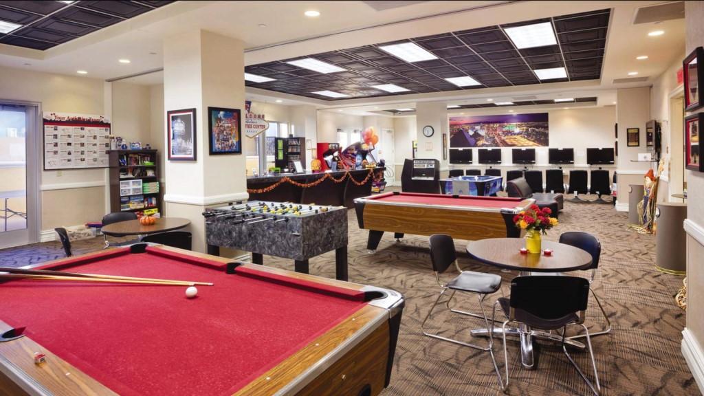 Grand Desert Bedroom RA RedAwning - Pool table rental las vegas