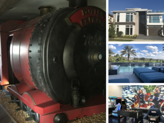 Villa Belle at Reunion- W331