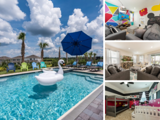 EC256- 4 Bedroom Encore Resort Pool Villa