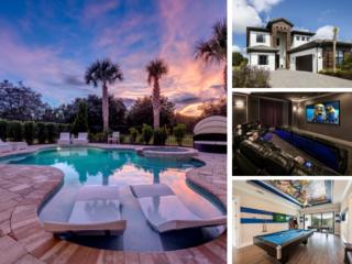 W302- 6 Br Luxury Villa With Entertainment Loft