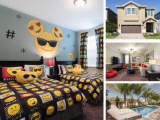EC008- Encore Resort Villa With 8 Bedrooms