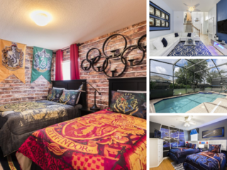 WH011- Windsor Hills 5 Bedroom Pool Villa