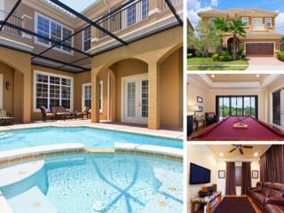 RM2- Luxury 5 Star 4 Bed Reunion Resort Villa