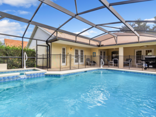 Fantastic 4 Bed Home with Pool,Spa and Game Room in Orange Tree Community 15939