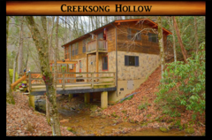 North Clear Fork Cabin 3161